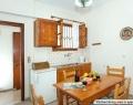 Villa Andonis Kitchen area, Nissaki Corfu