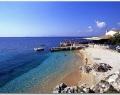 Nissaki early in the morning, Corfu