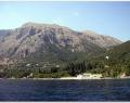 Nissaki from the Sea, Corfu